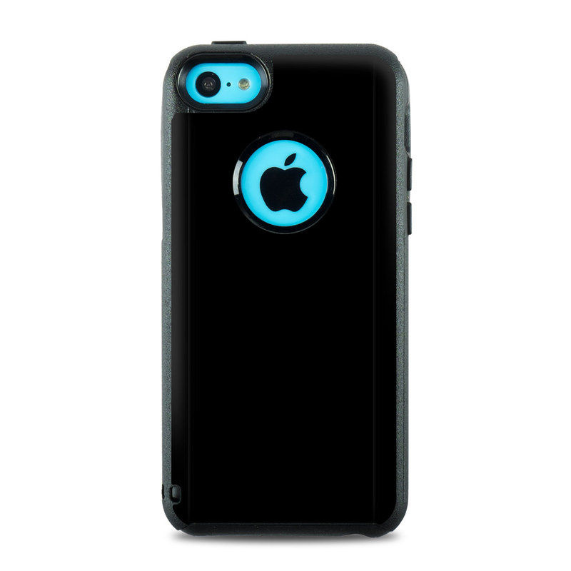 iphone 5c cases otterbox otterbox commuter iphone 5c skin solid state black 3980