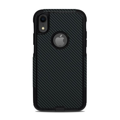 OtterBox Commuter iPhone XR Case Skin - Carbon
