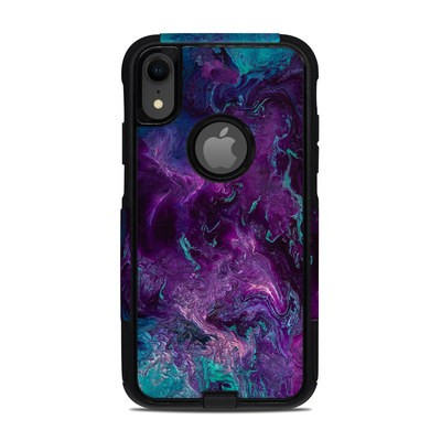 OtterBox Commuter iPhone XR Case Skin - Nebulosity