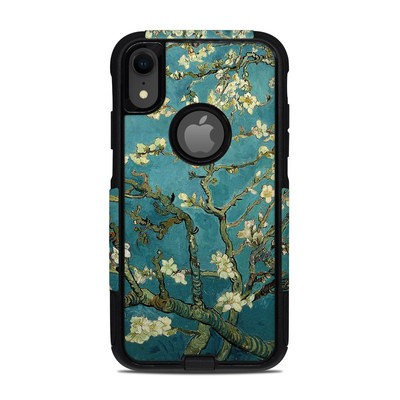 OtterBox Commuter iPhone XR Case Skin - Blossoming Almond Tree