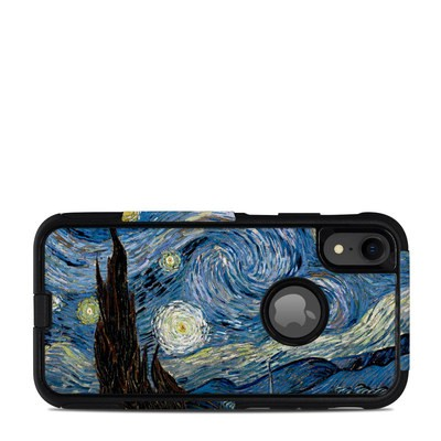 OtterBox Commuter iPhone XR Case Skin - Starry Night