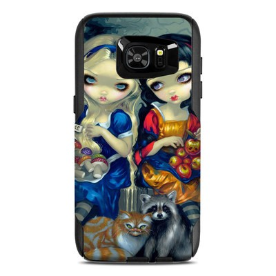 OtterBox Commuter Galaxy S7 Edge Case Skin - Alice & Snow White