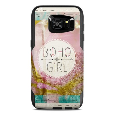 OtterBox Commuter Galaxy S7 Edge Case Skin - Boho Girl