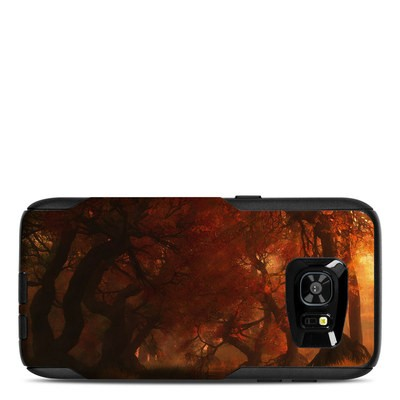 OtterBox Commuter Galaxy S7 Edge Case Skin - Canopy Creek Autumn