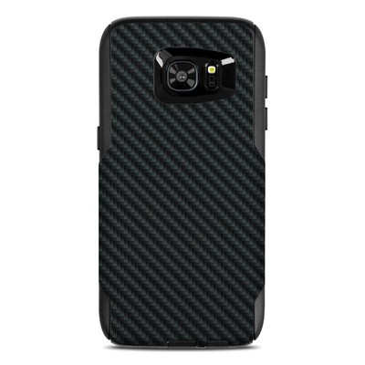 OtterBox Commuter Galaxy S7 Edge Case Skin - Carbon