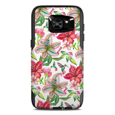 OtterBox Commuter Galaxy S7 Edge Case Skin - Colibri