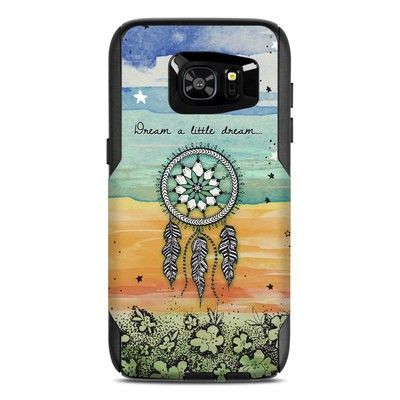 OtterBox Commuter Galaxy S7 Edge Case Skin - Dream A Little