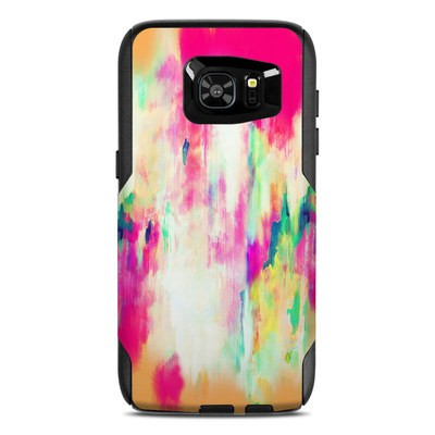OtterBox Commuter Galaxy S7 Edge Case Skin - Electric Haze