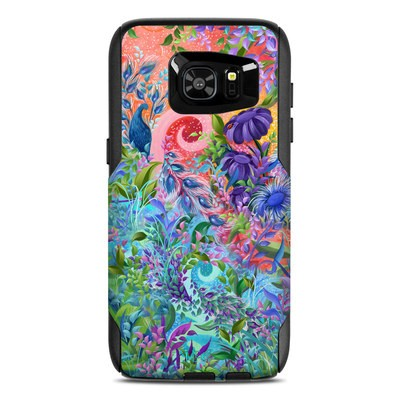 OtterBox Commuter Galaxy S7 Edge Case Skin - Fantasy Garden