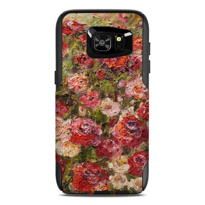 OtterBox Commuter Galaxy S7 Edge Case Skin - Fleurs Sauvages