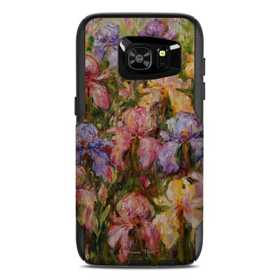 OtterBox Commuter Galaxy S7 Edge Case Skin - Field Of Irises
