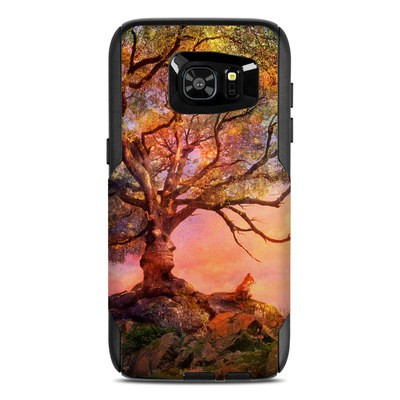OtterBox Commuter Galaxy S7 Edge Case Skin - Fox Sunset