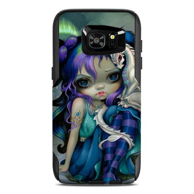 OtterBox Commuter Galaxy S7 Edge Case Skin - Frost Dragonling