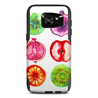 OtterBox Commuter Galaxy S7 Edge Case Skin - Fruits