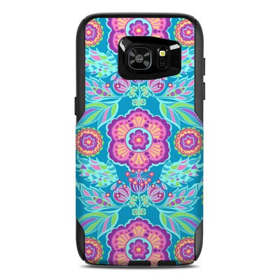 OtterBox Commuter Galaxy S7 Edge Case Skin - Ipanema