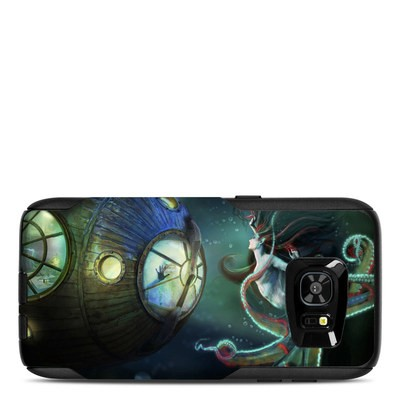 OtterBox Commuter Galaxy S7 Edge Case Skin - 20000 Leagues
