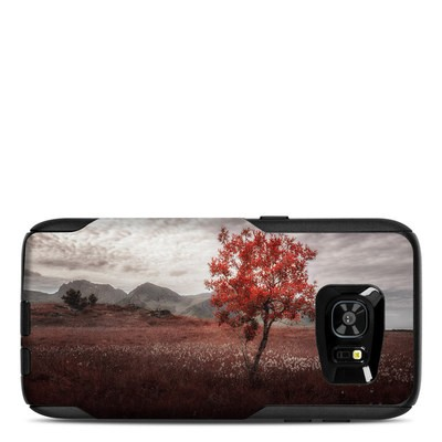 OtterBox Commuter Galaxy S7 Edge Case Skin - Lofoten Tree