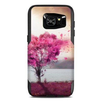 OtterBox Commuter Galaxy S7 Edge Case Skin - Love Tree
