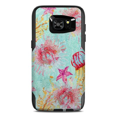 OtterBox Commuter Galaxy S7 Edge Case Skin - Meduzas