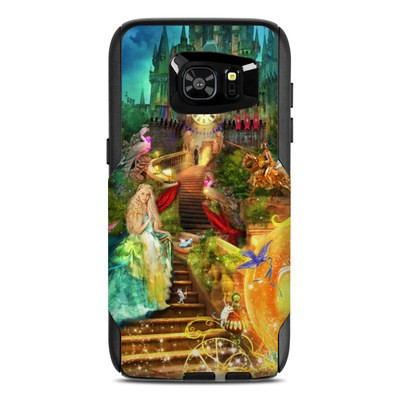 OtterBox Commuter Galaxy S7 Edge Case Skin - Midnight Fairytale