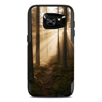 OtterBox Commuter Galaxy S7 Edge Case Skin - Misty Trail