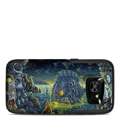 OtterBox Commuter Galaxy S7 Edge Case Skin - Night Trawlers