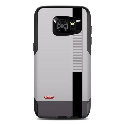 OtterBox Commuter Galaxy S7 Edge Case Skin - Retro Horizontal