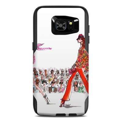 OtterBox Commuter Galaxy S7 Edge Case Skin - Runway Runway