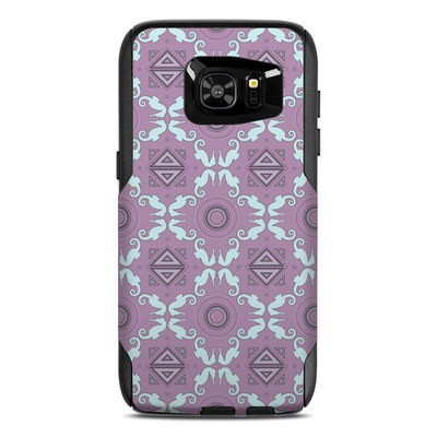 OtterBox Commuter Galaxy S7 Edge Case Skin - School of Seahorses