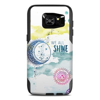 OtterBox Commuter Galaxy S7 Edge Case Skin - Shine On