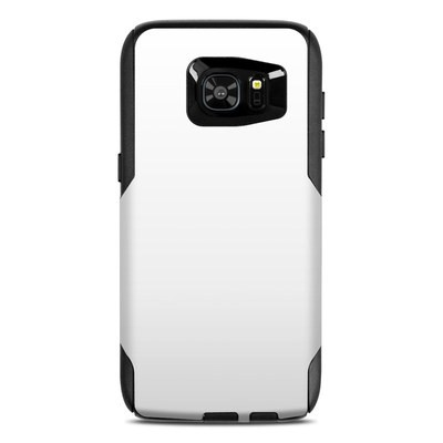 OtterBox Commuter Galaxy S7 Edge Case Skin - Solid State White