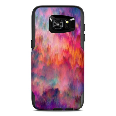 OtterBox Commuter Galaxy S7 Edge Case Skin - Sunset Storm