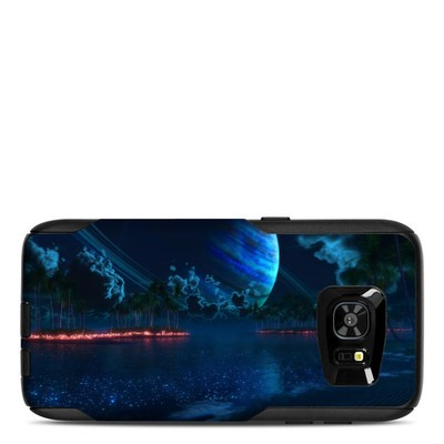 OtterBox Commuter Galaxy S7 Edge Case Skin - Thetis Nightfall