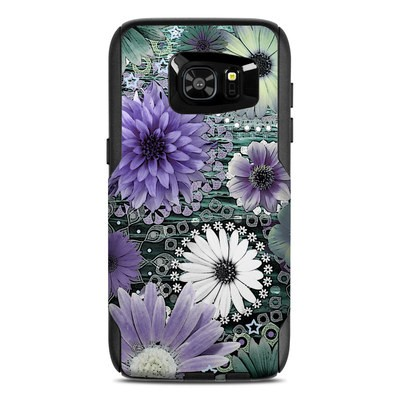 OtterBox Commuter Galaxy S7 Edge Case Skin - Tidal Bloom