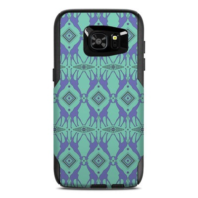 OtterBox Commuter Galaxy S7 Edge Case Skin - Tower of Giraffes