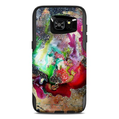 OtterBox Commuter Galaxy S7 Edge Case Skin - Universe