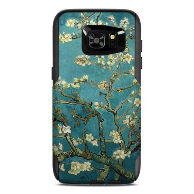 OtterBox Commuter Galaxy S7 Edge Case Skin - Blossoming Almond Tree