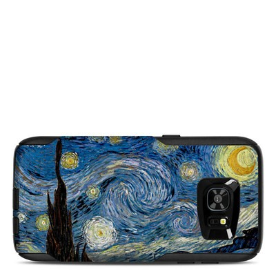 OtterBox Commuter Galaxy S7 Edge Case Skin - Starry Night