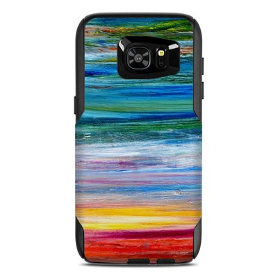 OtterBox Commuter Galaxy S7 Edge Case Skin - Waterfall