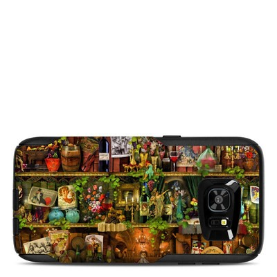 OtterBox Commuter Galaxy S7 Edge Case Skin - Wine Shelf