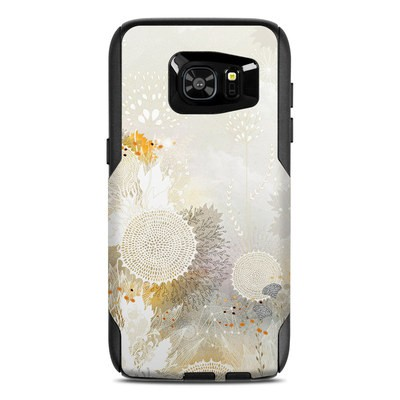 OtterBox Commuter Galaxy S7 Edge Case Skin - White Velvet