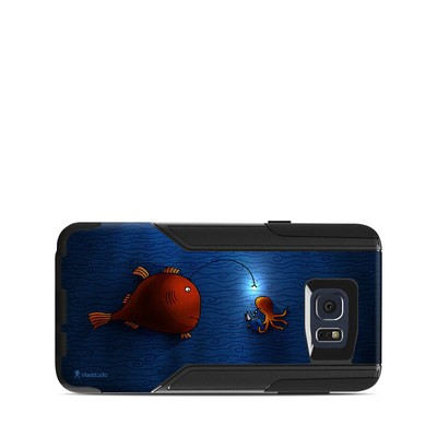 OtterBox Commuter Galaxy Note 5 Case Skin - Angler Fish
