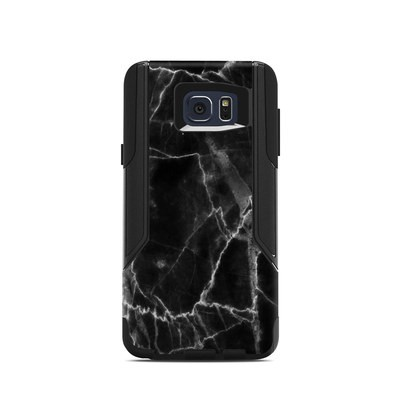OtterBox Commuter Galaxy Note 5 Case Skin - Black Marble