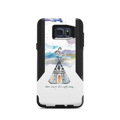 OtterBox Commuter Galaxy Note 5 Case Skin - Boho Teepee