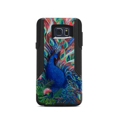 OtterBox Commuter Galaxy Note 5 Case Skin - Coral Peacock