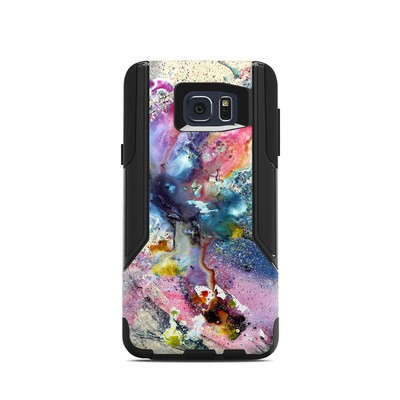 OtterBox Commuter Galaxy Note 5 Case Skin - Cosmic Flower