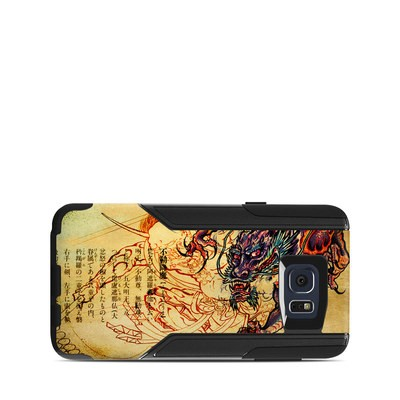 OtterBox Commuter Galaxy Note 5 Case Skin - Dragon Legend