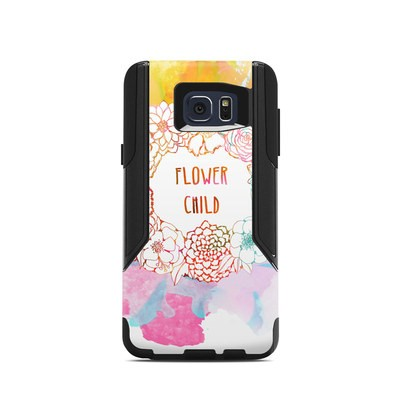 OtterBox Commuter Galaxy Note 5 Case Skin - Flower Child