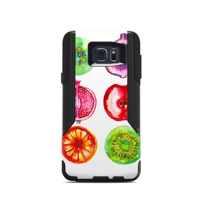 OtterBox Commuter Galaxy Note 5 Case Skin - Fruits