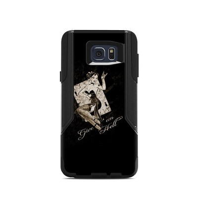 OtterBox Commuter Galaxy Note 5 Case Skin - Give Em Hell